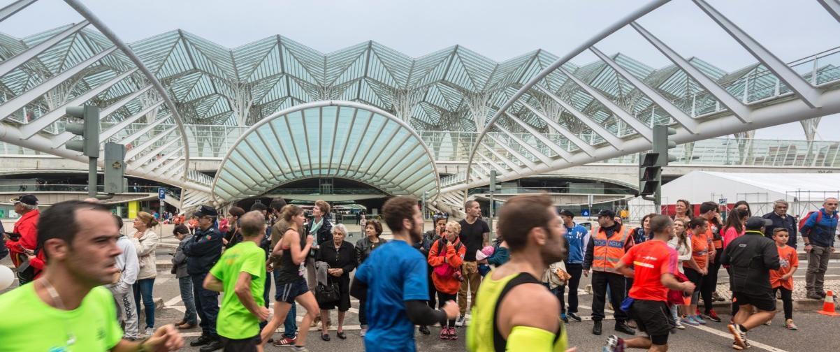 Guía Lisboa, Maratón