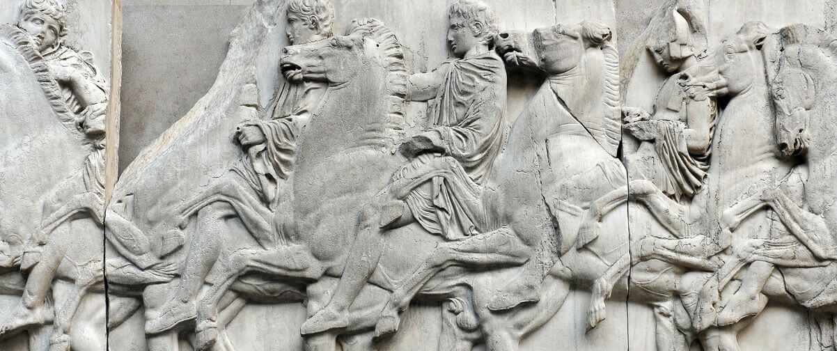 Mármoles del Partenón