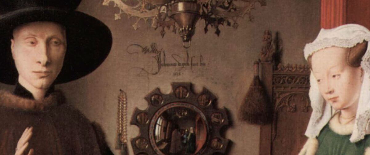 Matrimonio Arnolfini de Jan Van Eyck