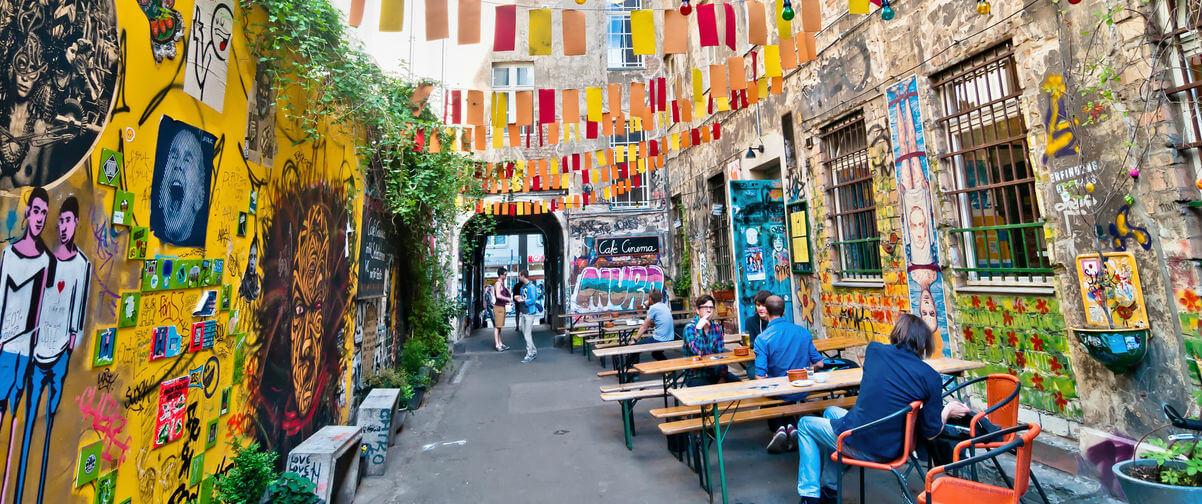 Guía Berlín, Berlin Mitte
