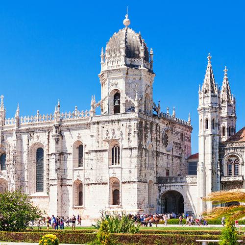 Guía Lisboa, Monasterio de los Jerónimos