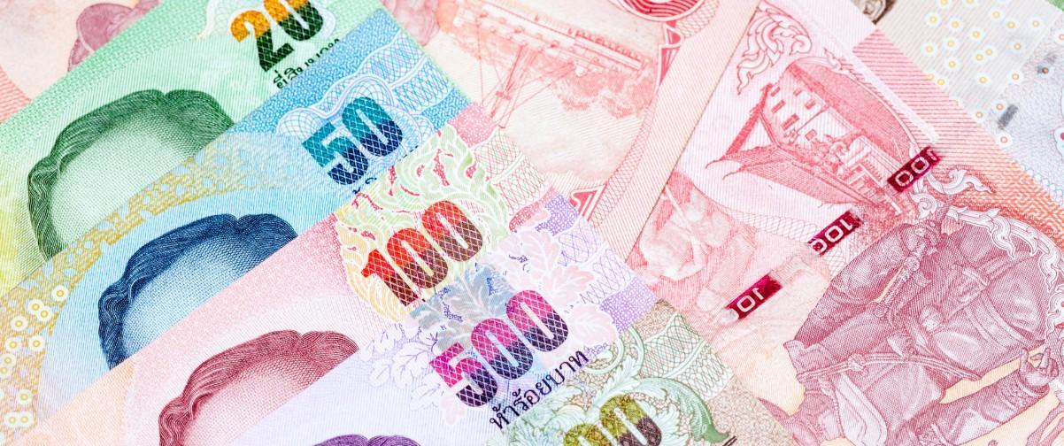 Guía Bangkok, Moneda Tailandia - Baht