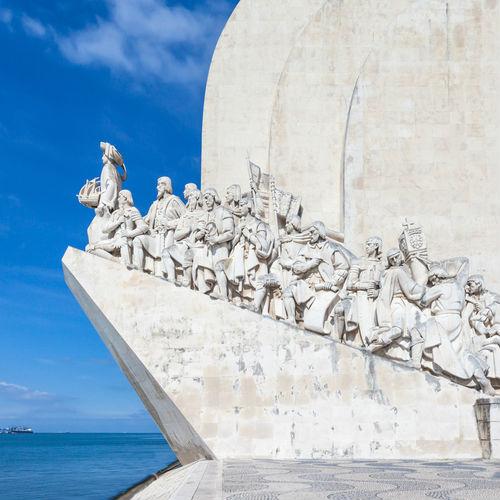 Guía Lisboa, Monumento a los descubrimientos
