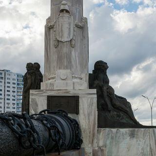 Guía La Habana, Monumento Maine - La Habana