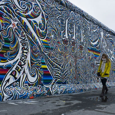 Guía Berlín, Muro de Berlín