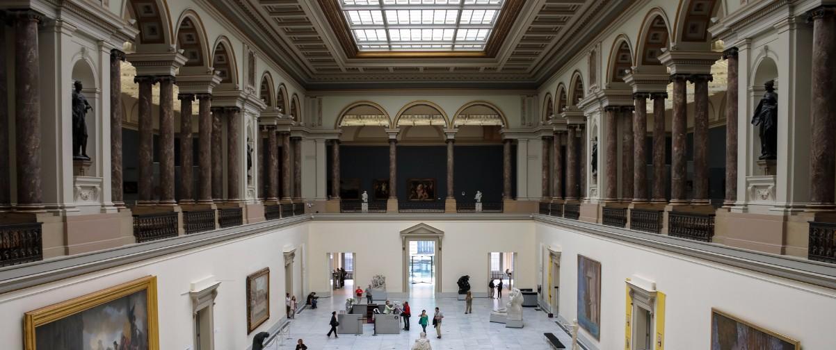 Guía Bruselas, Museo Reales Bellas Artes