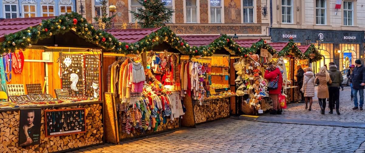 Guía Praga, Navidad