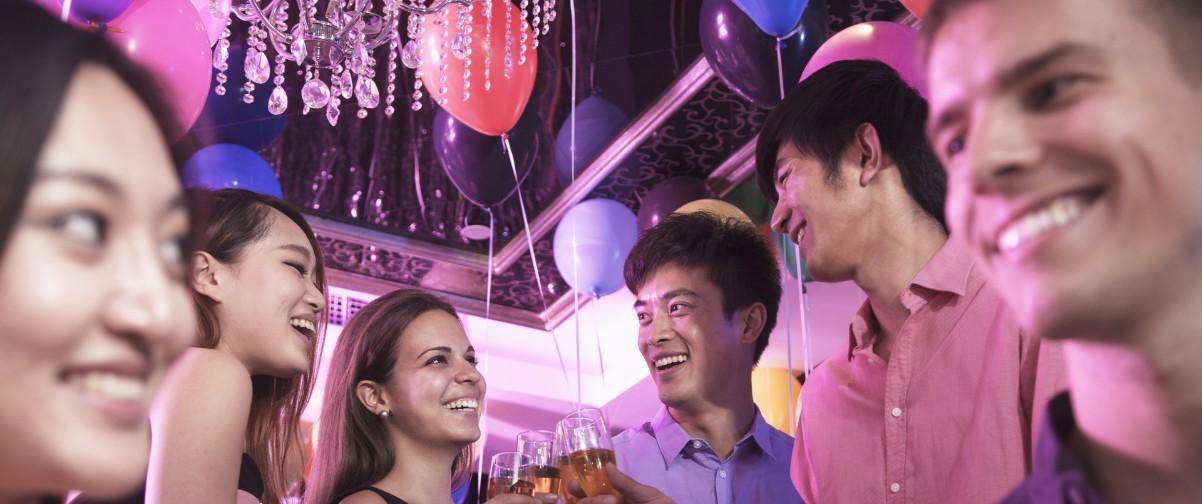 Guía Pekín, Nightclub