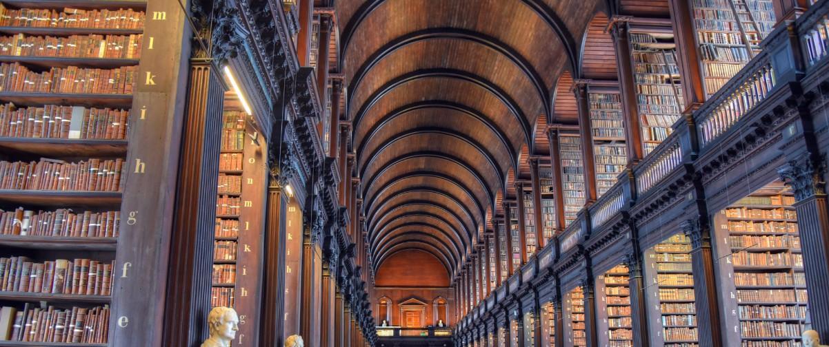Guía Dublín, Trinity College