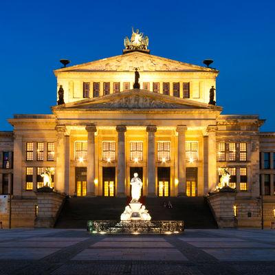 Guía Berlín, Ópera de Berlín