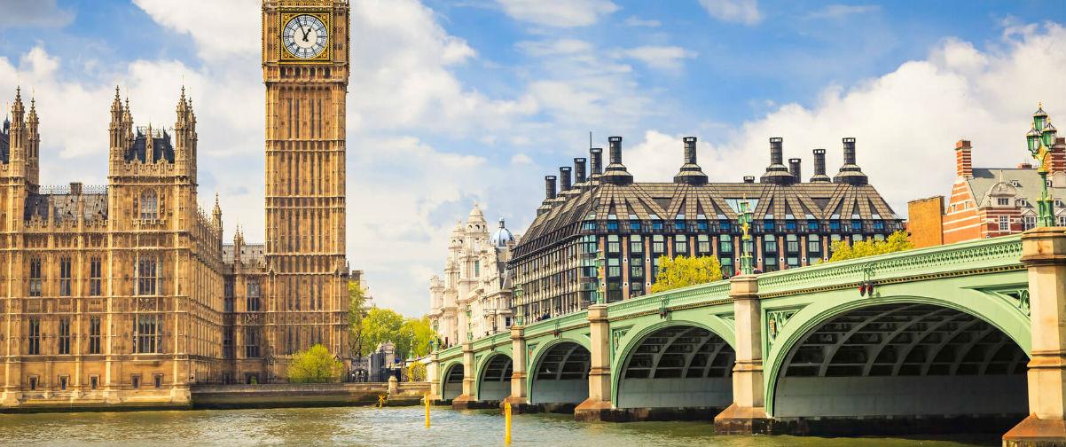 Guía Londres, Paisaje Londres