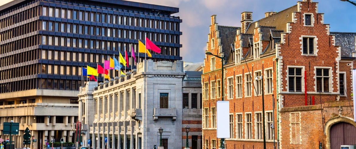 Guía Bruselas, Palacio de Bellas Artes