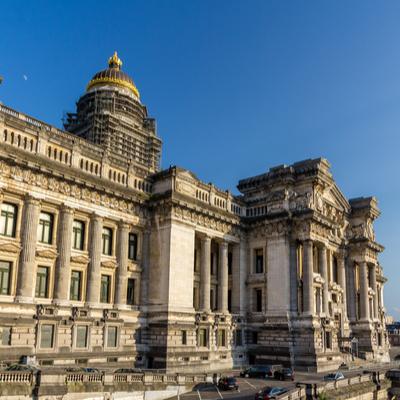Guía Bruselas, Palacio de Justicia
