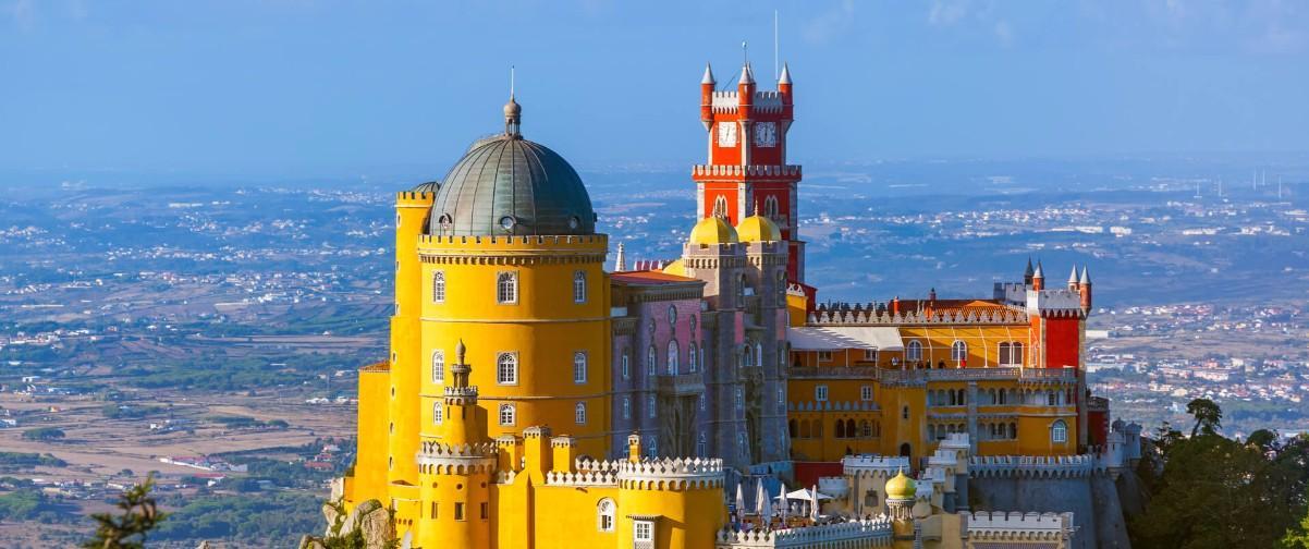 Guía Lisboa, Palacio de Pena, Sintra