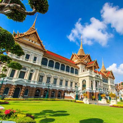 Guía Bangkok, Palacio Real
