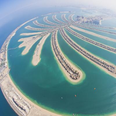 Guía Dubai, Palm Jumeirah, Dubai