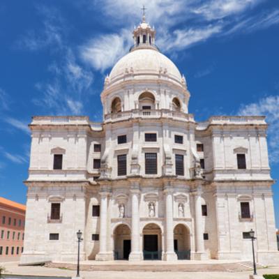 Guía Lisboa, Panteón Nacional