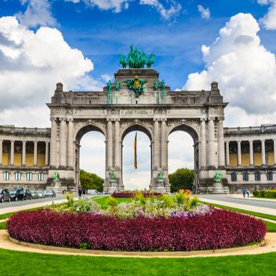 Guía Bruselas, Parque del cincuentenario
