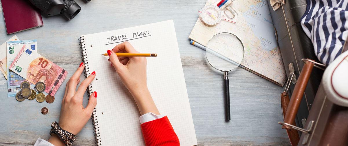 Plan viaje