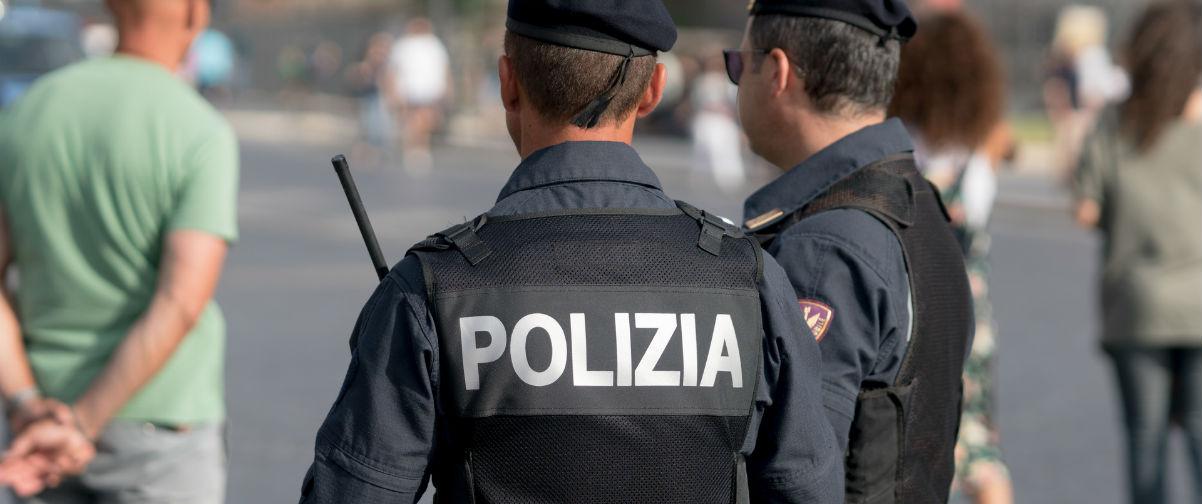 policia Roma
