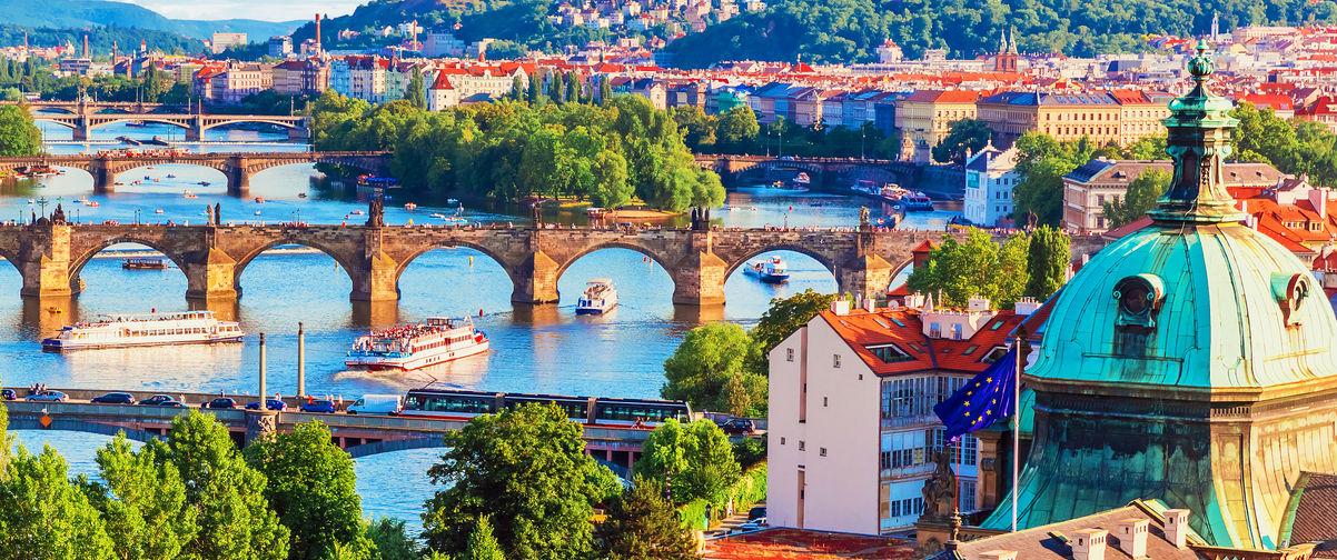 Guía Praga, Praga