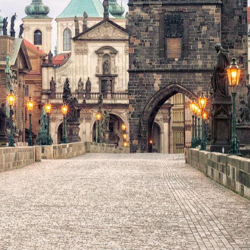 Guía Praga, Puente Carlos