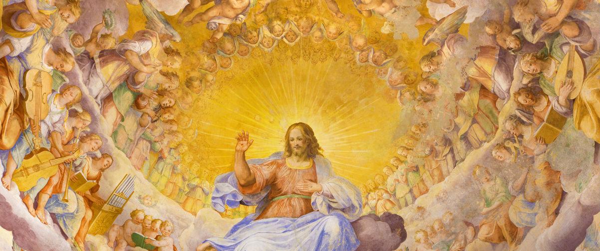 Guía Roma, cristo redentor