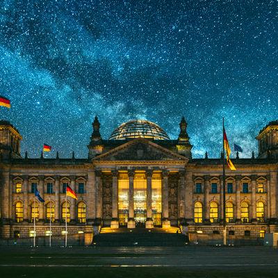 Guía Berlín, Reichstag