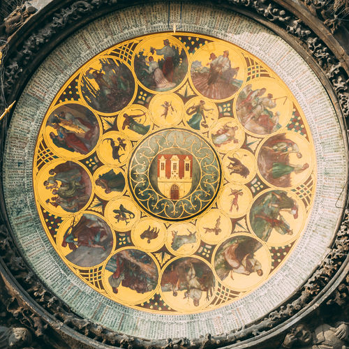 Guía Praga, Reloj Astronómico