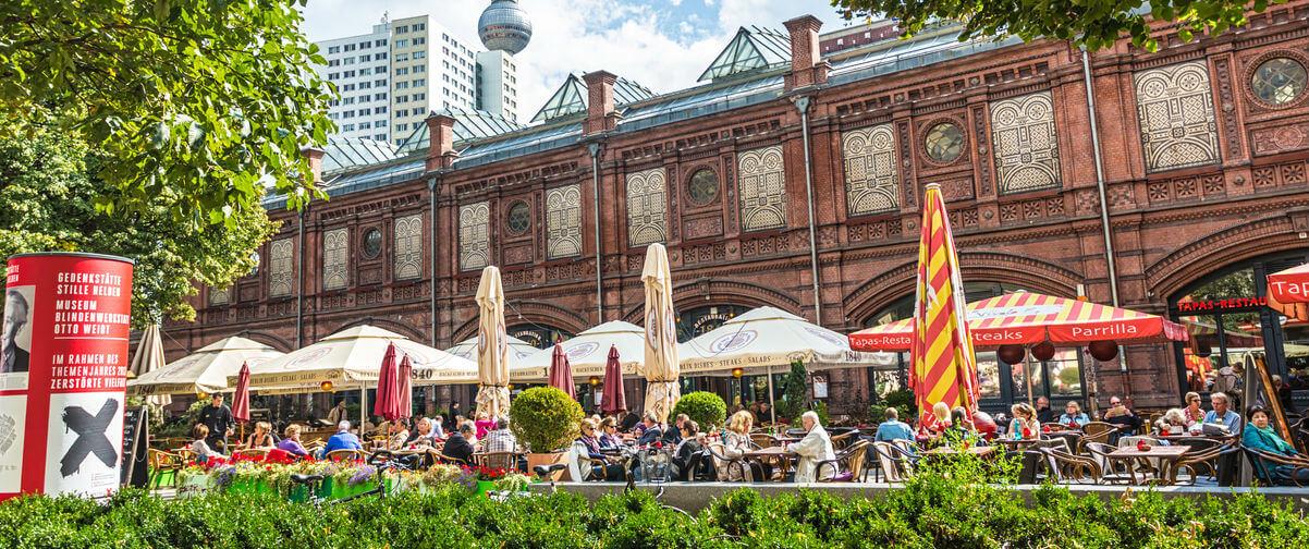 Guía Berlín, Restaurant Berlin