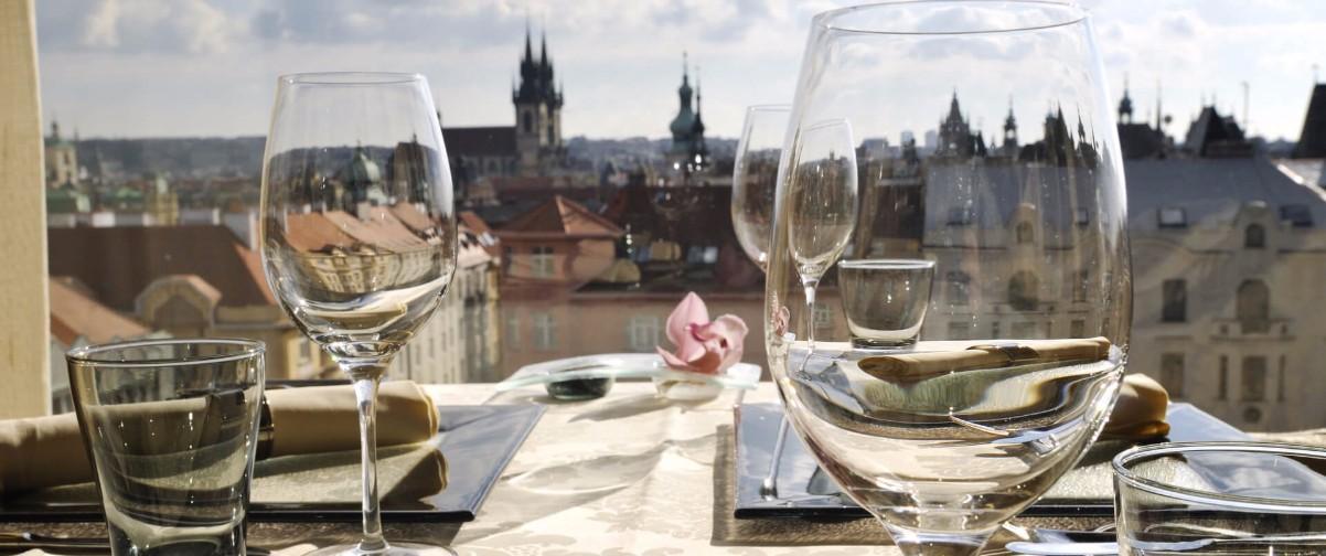 Guía Praga, Restaurante
