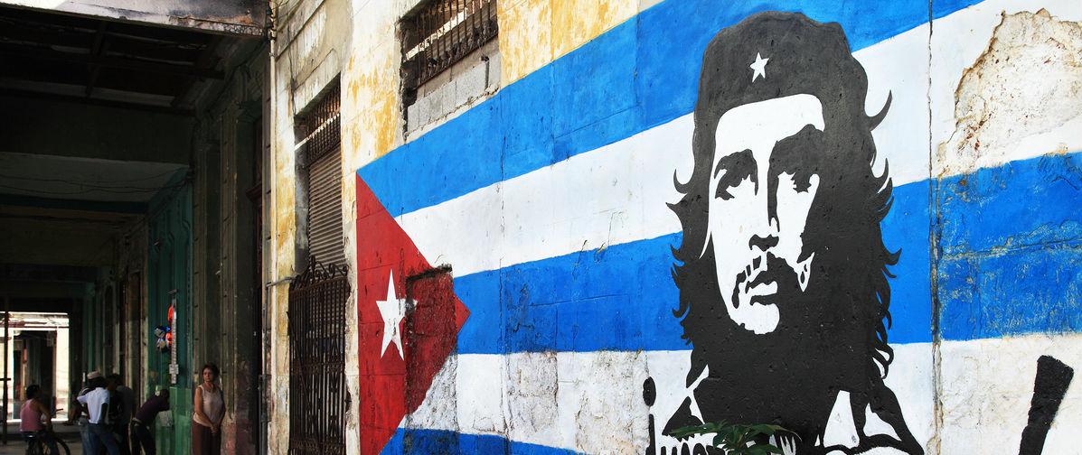 Guía La Habana, Mural Revolución Cuba