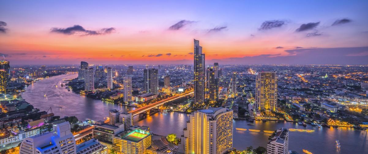 Guía Bangkok, Rio Chao Phraya, Bangkok