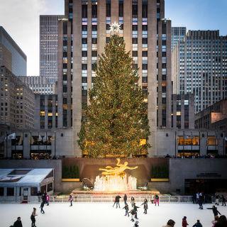 Guía Nueva York, Rockefeller Center
