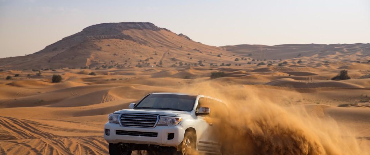 Guía Dubai, 4x4 Desierto Dubai