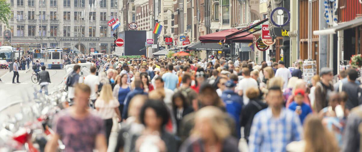 Guía Amsterdam, Rutas a pie