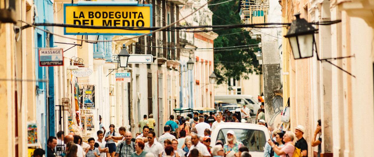 Guía La Habana, Andando por La Habana