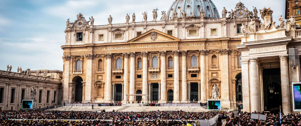Guía Roma, Semana Santa, Roma