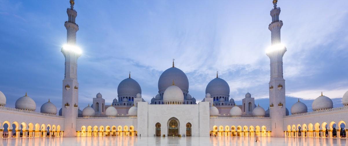 Guía Dubai, Mezquita Sheikh Zayed, Dubai
