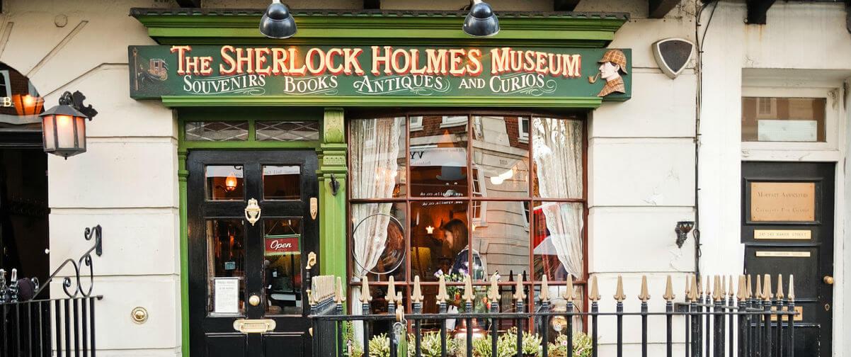 Casa museo de Sherlock Holmes
