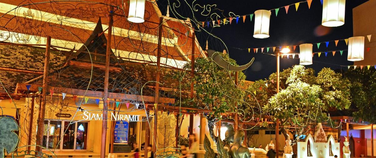 Guía Bangkok, Siam Niramit, Bangkok