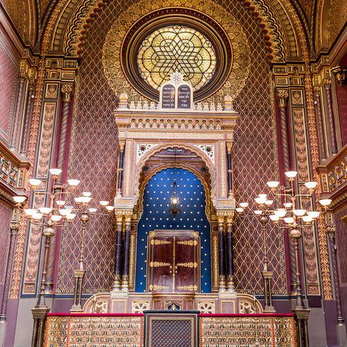 Guía Praga, Sinagoga Praga