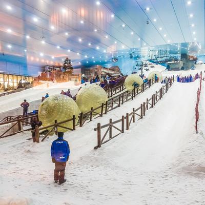 Guía Dubai, Ski Dubai