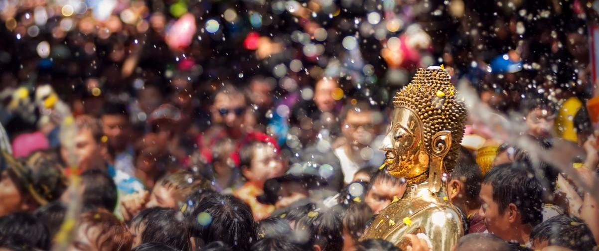 Guía Bangkok, New Year Festival, Thailand