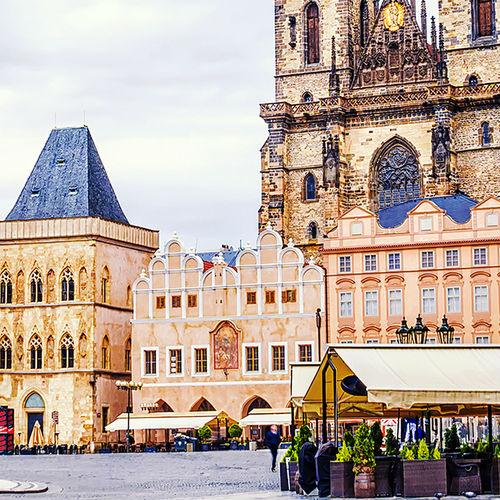 Guía Praga, Stare Mesto