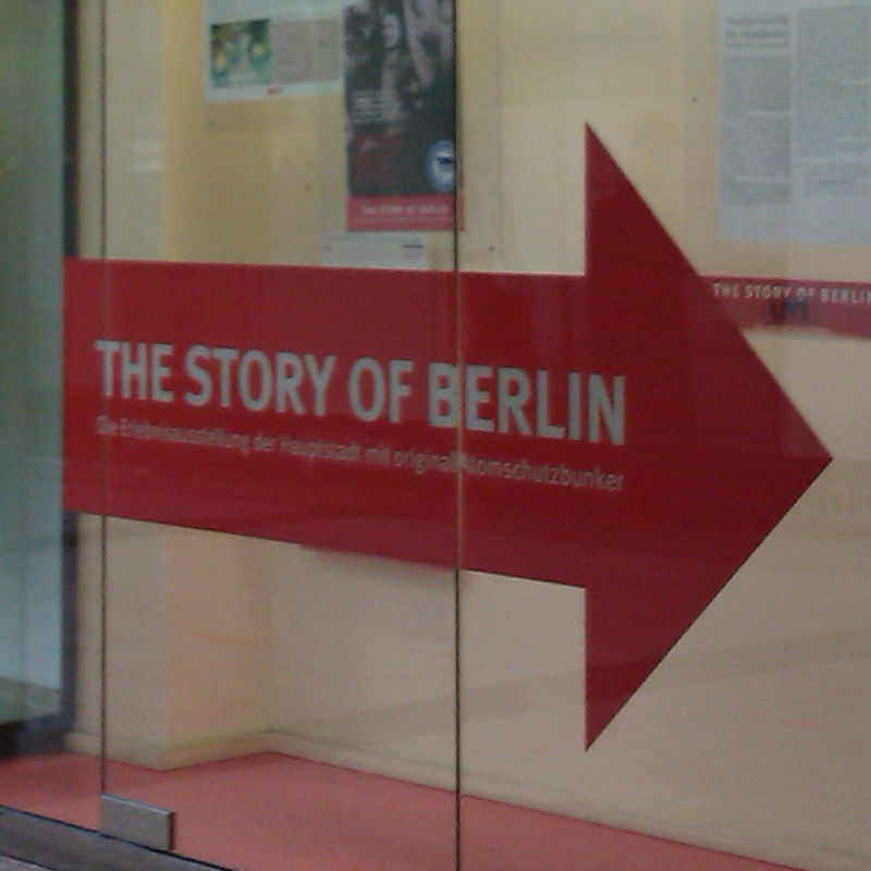 Guía Berlín, The Story of Berlin