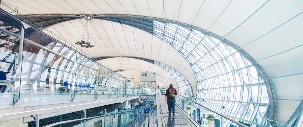Guía Bangkok, Suvarnabhumi Airport, Bangkok