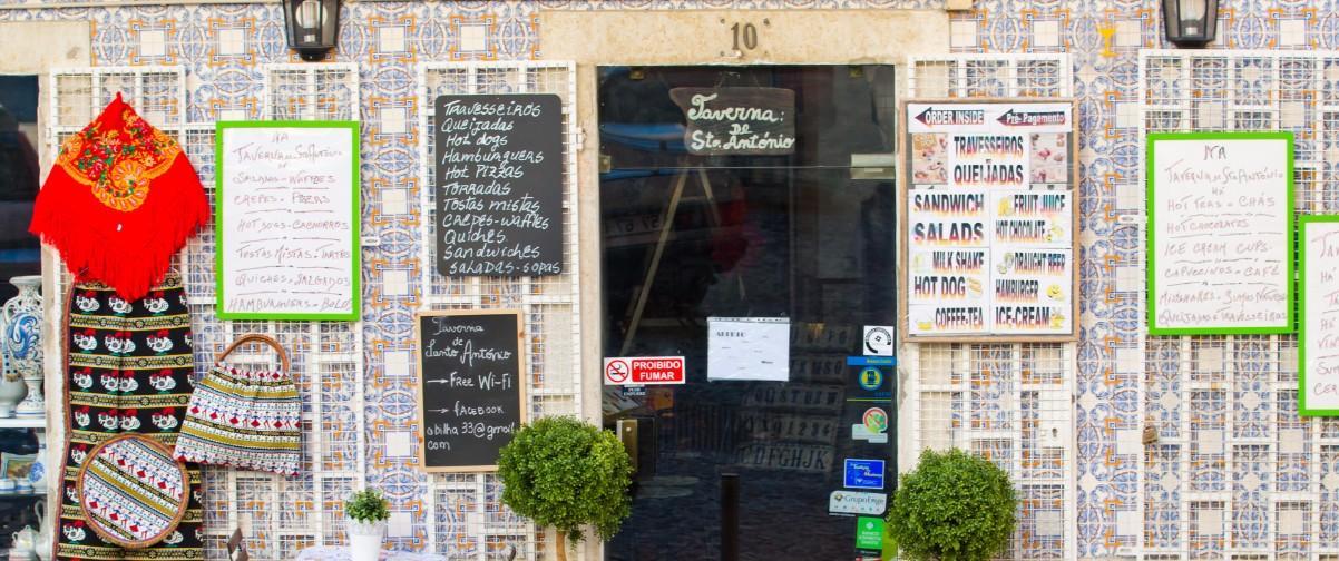 Guía Lisboa, Taberna típica portuguesa