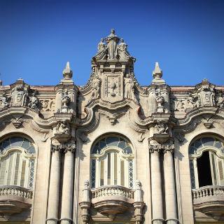 Guía La Habana, Gran Teatro La Habana