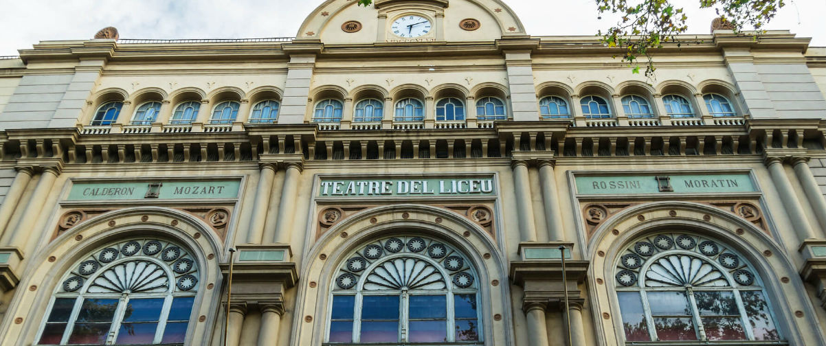 Guía Barcelona, Teatro Liceu